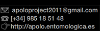 contacto: apoloproject2011@gmail.com